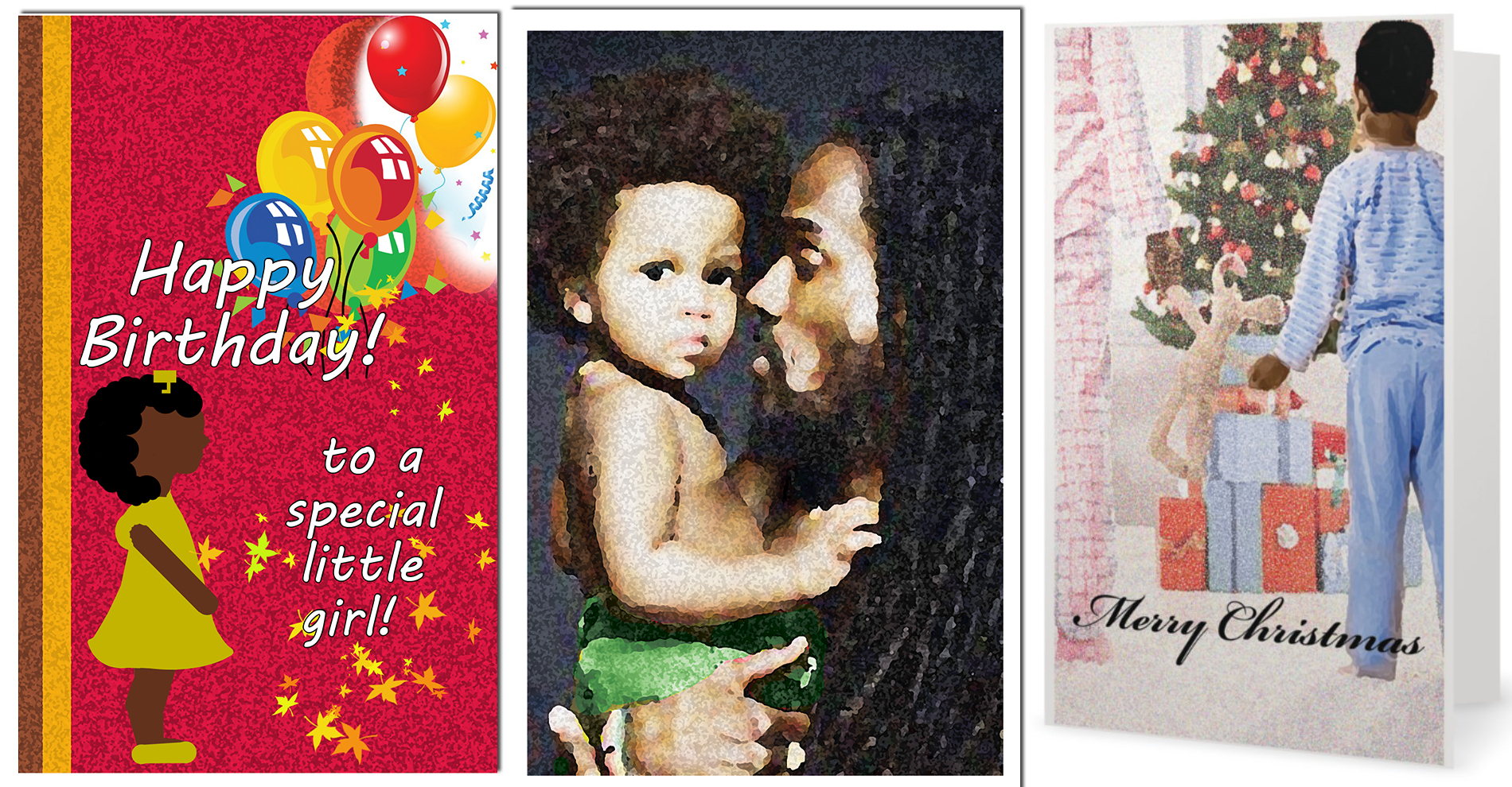 Black Greeting Cards L African American Greeting Cards Black Elegance