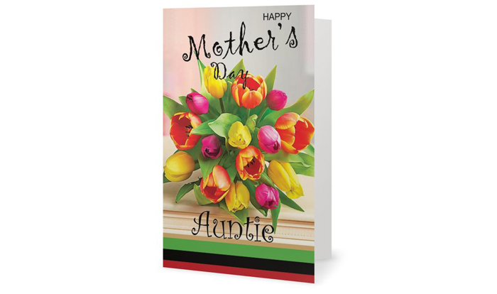 Mother's Day Auntie