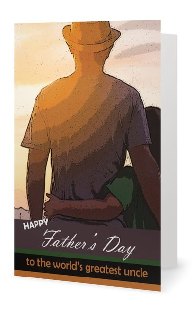 Father's Day Uncle